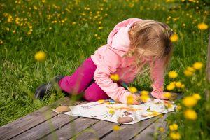 Kinder Lernbetreuung