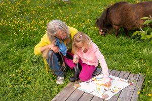 Kinder Lernbetreuung Naturkindpony