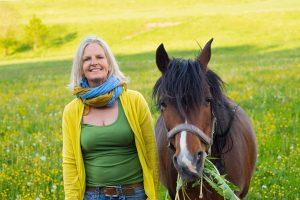 lernen mit Pferden in der NAtur
