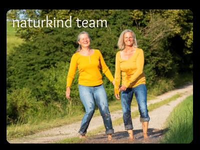Team von NAturkind - Karin Angerer und Sonja Schett - Bayern - Chiemsee- Salzburg - Waging am See - Traunstein