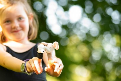 Naturkind und Waldpädagogik Lernen im Wald natürlich in der NAtur