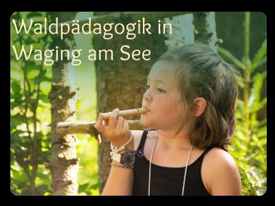 Waldpädagogik Bayern Waging am See